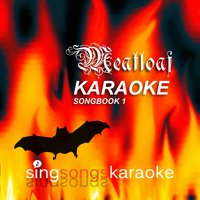 The Meat Loaf Karaoke Songbook 1 — The 1980s Karaoke Band