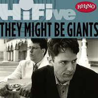 Rhino Hi-Five: They Might Be Giants — They Might Be Giants