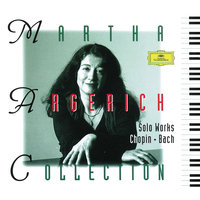 Martha Argerich - Works for Solo Piano — Martha Argerich