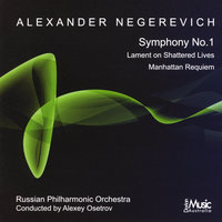 Symphony No. 1 & Other Works — Russian Philharmonic orchestra