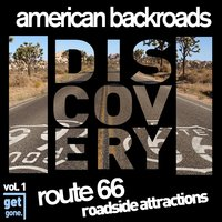 American Backroads Discovery: Route 66 Roadside Attractions — сборник