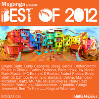Moganga presents - Best Of 2012 — сборник