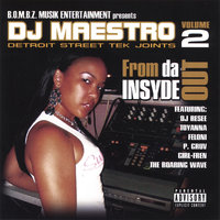 Detroit Street Tek Joints Vol.2 From Da Insyde Out — DJ Maestro