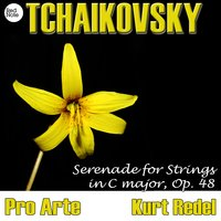 Tchaikovsky: Serenade for Strings in C major, Op. 48 — Pro Arte & Kurt Redel