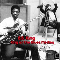 King of the Blues Medley: I've Got a Right to Love My Baby / What Way to Go / Long Nights / Feel Like a Million / I'll Survive / Good Man Gone Bad / If I Lost You / You 'Re on the Top / Partin' Time / I'm King — B.B. King