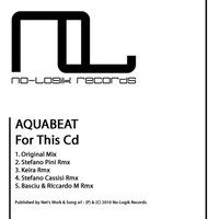 For This Cd — Aquabeat