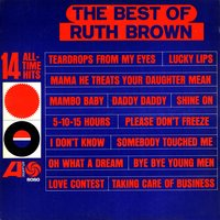 The Best Of Ruth Brown — Ruth Brown