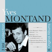 Yves Montand - 6 Original Albums — Yves Montand