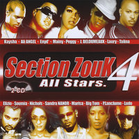 Section Zouk All Stars Vol 4 — Section Zouk All Stars Vol 4