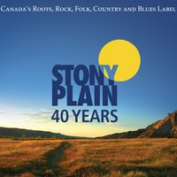 40 Years of Stony Plain — сборник