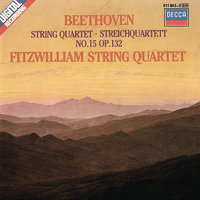 Beethoven: String Quartet No. 15 — Fitzwilliam String Quartet