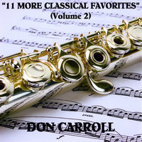 """11  More Classical Favorites"" (Volume 2) — Don Carroll"
