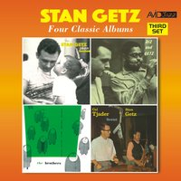 Four Classic Albums (Stan Getz Plays / Diz and Getz / The Brothers / Cal Tjader - Stan Getz Sextet) — Stan Getz