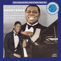 Volume IV- Louis Armstrong And Earl Hines — Louis Armstrong
