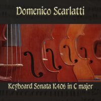 Domenico Scarlatti: Keyboard Sonata K406 in C major — The Classical Orchestra, John Pharell, Michael Saxson, Доменико Скарлатти