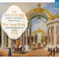 The Bach Sons: Piano Concertos & Solo Pieces — See Siang Wong