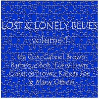 Lost & Lonely Blues Vol 1 — сборник