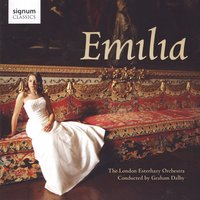 Emilia — Graham Dalby, Emilia Dalby, The Sarum Voices & The  London Esterhazy Orchestra,