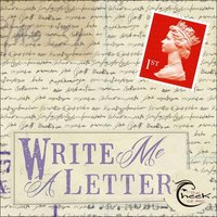 Write Me a Letter — The Cheek of Her