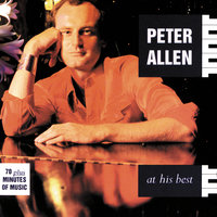 At His Best — Peter Allen