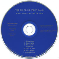 The Oli Rockberger Band — Oli Rockberger