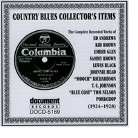 Country Blues Collector's Items 1924 - 1928 — сборник