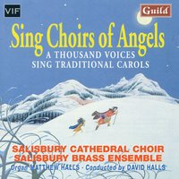 Sing Choirs of Angels - A Thousand Voices Sing Traditional Carols — Salisbury Cathedral Choir