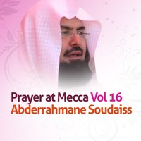 Prayer At Mecca, Vol. 16 — Abderrahmane Soudaiss