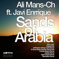 Sands of Arabia — Ali Mans-Ch