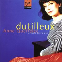 Dutilleux - Piano Works — Anne Queffélec, Christian Ivaldi