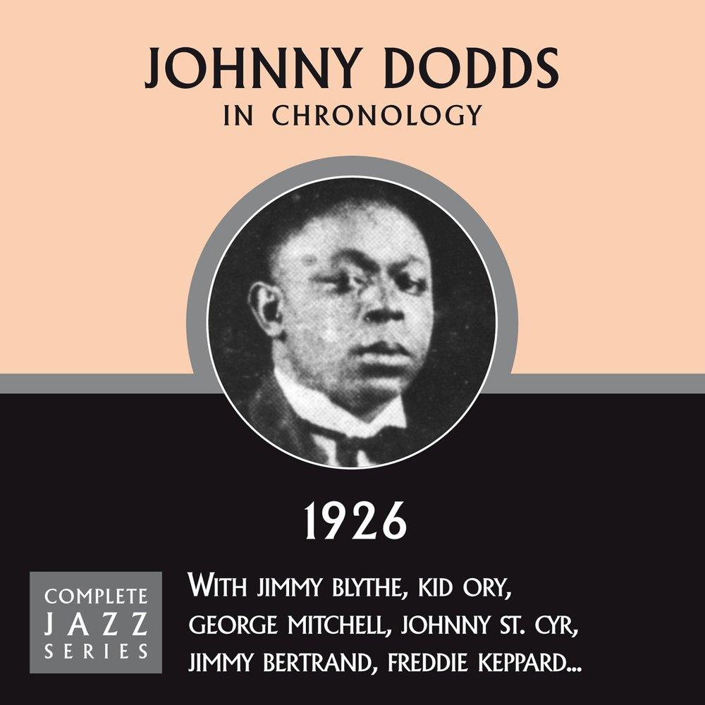 Johnny Dodds - 1 -