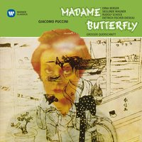 Puccini: Madame Butterfly — Джакомо Пуччини, Rudolf Schock