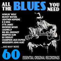 All the Blues You Need — Ray Charles