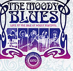 Live At The Isle Of Weight Festival — The Moody Blues