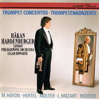 Baroque & Classical Trumpet Concertos — London Philharmonic Orchestra, Elgar Howarth, Hakan Hardenberger