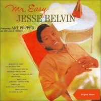 Mr. Easy — Jesse Belvin, The Marty Paich Orchestra