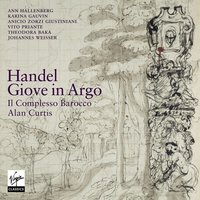 Handel Giove in Argo — Alan Curtis, Георг Фридрих Гендель