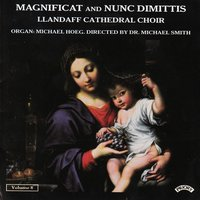 Magnificat & Nunc Dimittis Vol. 8 — Llandaff Cathedral Choir|Smith