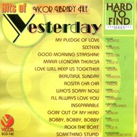 Hard to find series: hits of yesterday — сборник