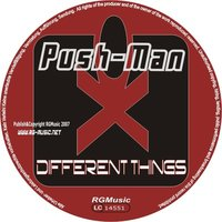 Different Things — Push-Man