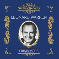 Leonard Warren (Recorded 1947 - 1955) — Jerome Kern, Джузеппе Верди, William Steffe, Ernest Ball, Chauncey Olcott