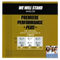 We Will Stand (Premiere Performance Plus Track) — Avalon