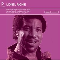 Icons: Lionel Richie and The Commordores — Commodores, Lionel Richie
