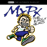 The Ultimate Playlist - The Early Years — Mxpx