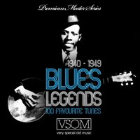 Blues Legends 1940 - 1949 — сборник
