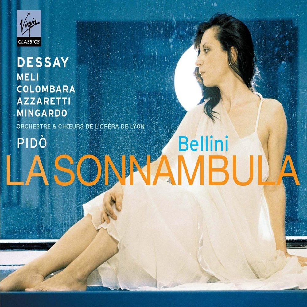 la sonnambula natalie dessay dvd Vincenzo bellini - la sonnambula (2010) natalie dessay (amina), michele the dvd release will benefit from the addition of the customary met backstage and.