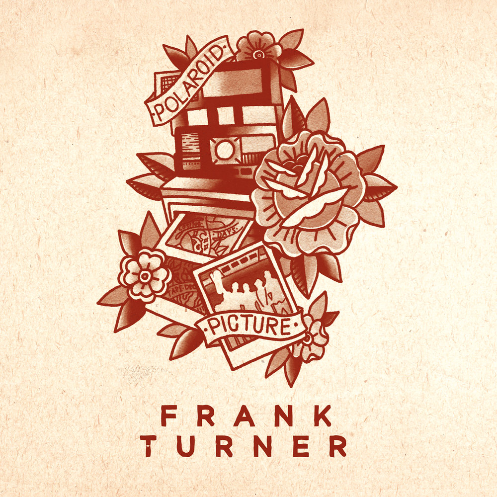 polaroid frank turner covers - 1000×1000