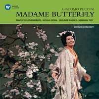 Puccini: Madame Butterfly [Electrola Querschnitte] — Джакомо Пуччини, Anneliese Rothenberger/Nicolai Gedda/Hermann Prey