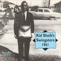 "Kid Sheik's Swingsters - 1961 — George ""Kid Sheik"" Cola, Alex Bigard"