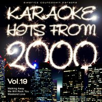 Karaoke Hits from 2000, Vol. 19 — Ameritz Countdown Karaoke